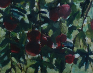 A Good Year for Apples (sold)