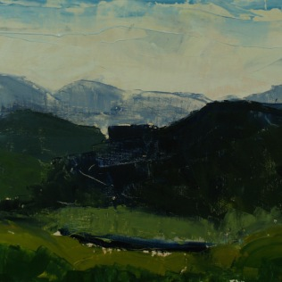 Blue Mountians 2 (Sold)