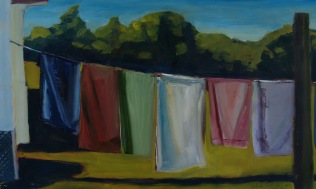 Drying 2 (Sold)