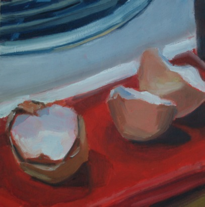 Egg Shells (Sold)