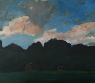 Evening (Clouds) (Sold)