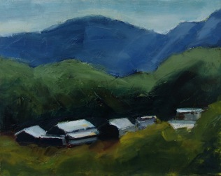 Horse Barns 2 (Sold)