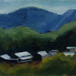 Horse Barns 2 (Sold)