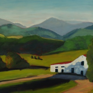 Late Afternoon (Sold)