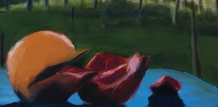 Pomegranates (Sold)