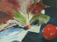 Red Lettuce (Sold)