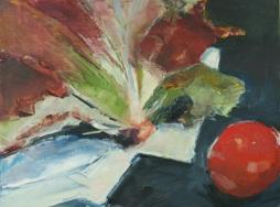 Red Lettuce (Sold)