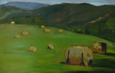 Ridge and Bales