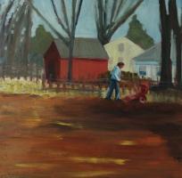 Steward (Teddy Plowing)