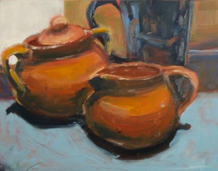 Tea Tray 2 (Sold)