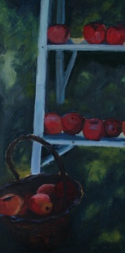 The Last of the Apples (sold)