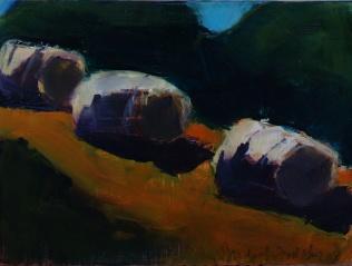 Three Bales (Sold)
