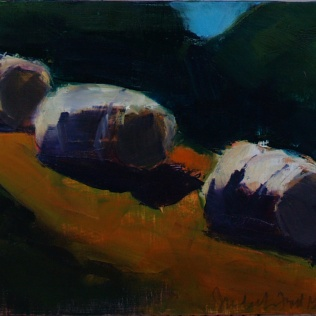 Three Bales (Sold)