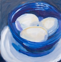 Three Eggs (Sold)