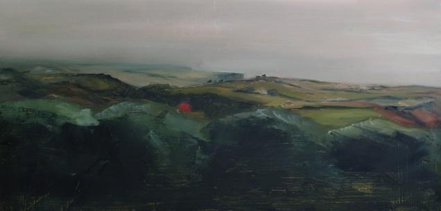 Irish Cliffs (Sold)