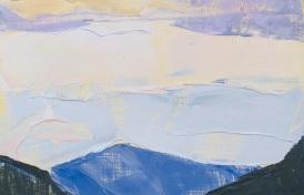 Little Blue Mountain (Sold)