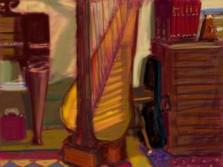 Callie's Harp