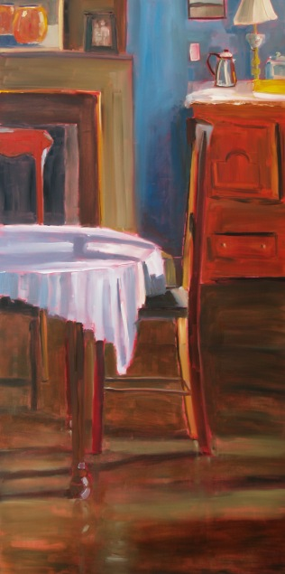 Dining Room with Dresser (Sold)