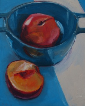 Front Porch Peaches (Sold)
