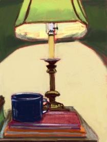 Lamp and Mug