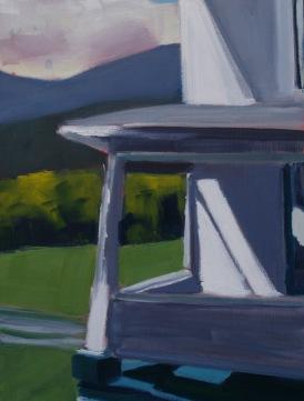 White Porch